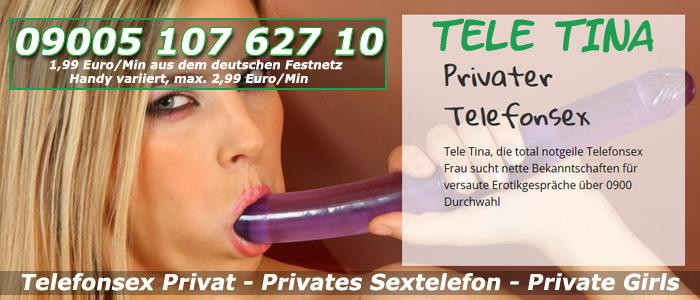212 Tele Tina Telefonsex - Telefonsex ganz privat erleben